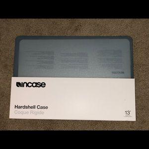 "Incase Hardshell MacBook Pro 13"" light blue case"